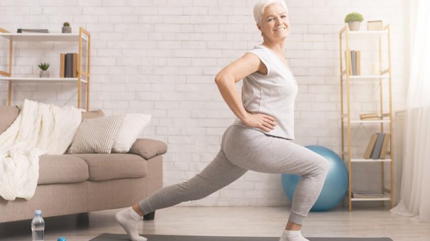 5 exercices de gym sans danger quand on a des kilos en trop