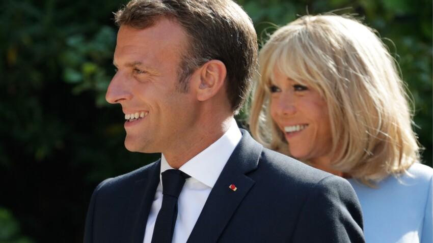 Emmanuel et Brigitte Macron : le lieu de leurs vacances d'été dévoilé