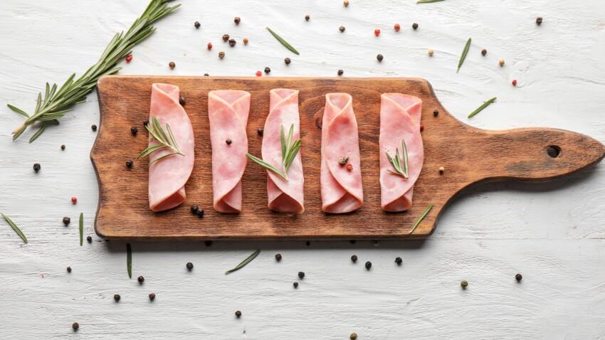 """60 millions de consommateurs alerte sur les dangers du jambon dit """"sans nitrite"""""""