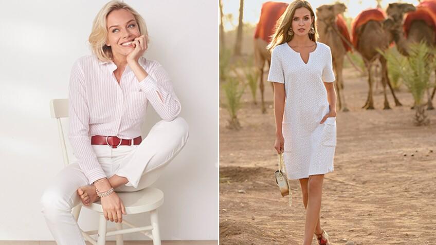 Comment bien porter le blanc après 50 ans ?
