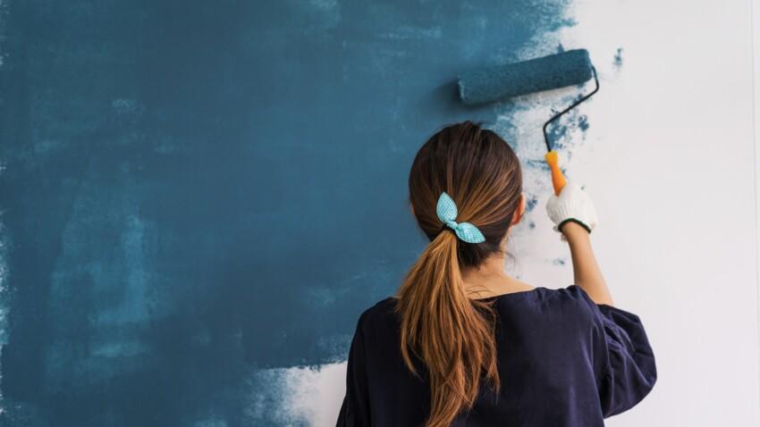 Toutes les couleurs tendances cette année pour repeindre votre maison