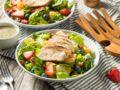 Nos meilleures recettes de salade au poulet pour un 14 juillet pluvieux