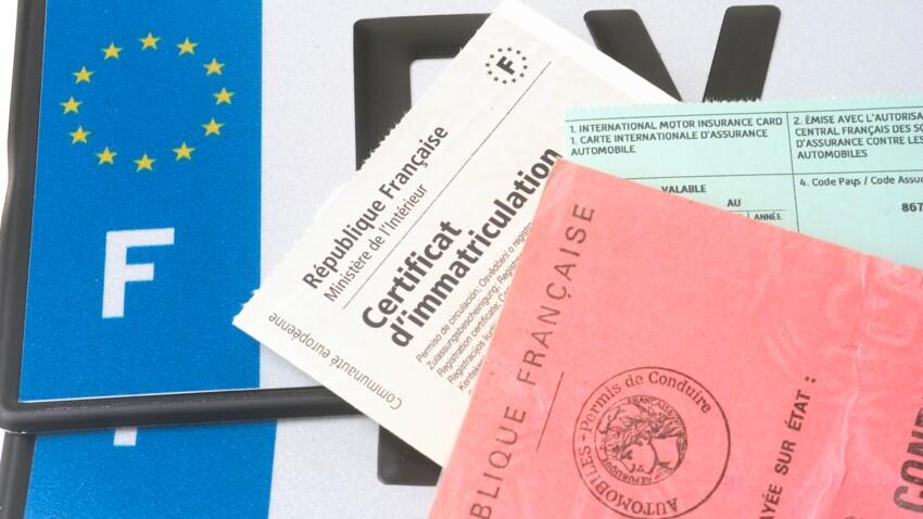 Certificat d'immatriculation : tout ce qu'il faut savoir sur la carte grise