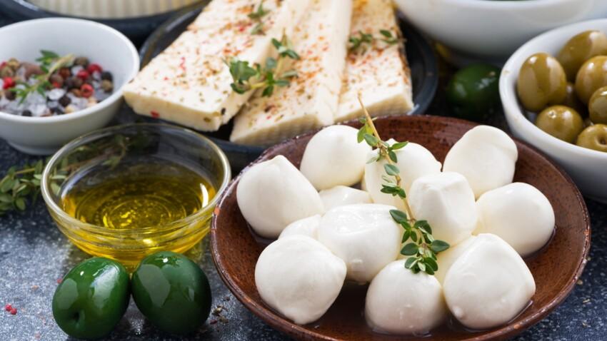 Feta ou mozzarella : lequel de ces fromages est le plus calorique ?
