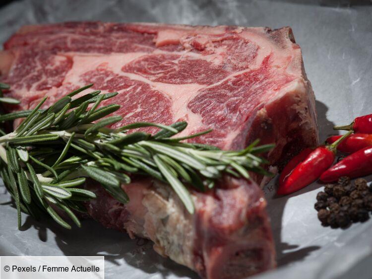 Viande rouge : quelle quantité ne faut-il pas dépasser pour rester en bonne santé ?