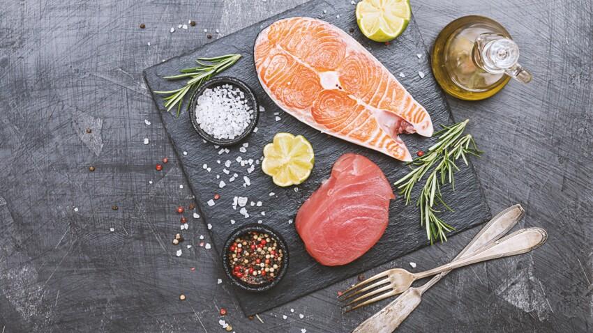 Thon ou saumon : lequel de ces poissons est le plus calorique ?