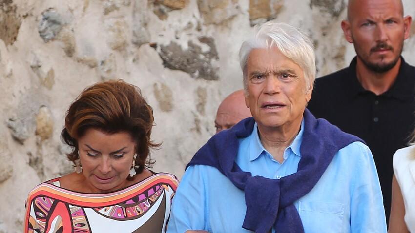 Bernard Tapie en vacances à Saint-Tropez : il montre une forme rassurante