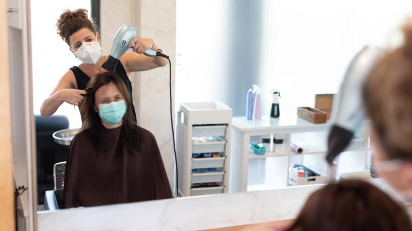 Covid-19 : cette expérience menée dans un salon de coiffure qui prouve l'efficacité du port du masque