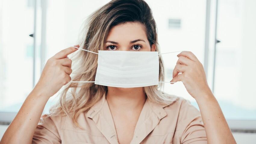 Port du masque obligatoire : savez-vous comment le porter pour qu'il soit efficace ?