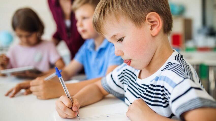Dysgraphie: comment reconnaître les signes?