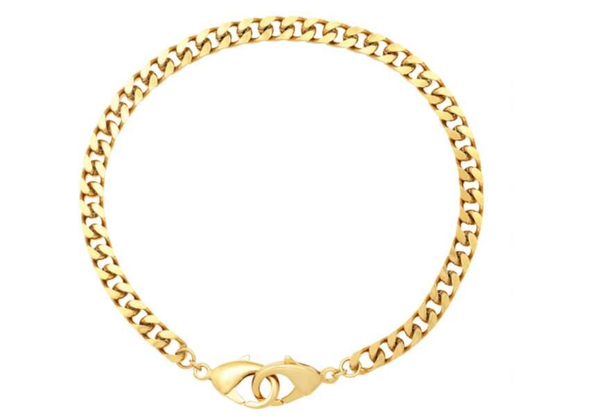 Bijou doré d'été : le collier choker