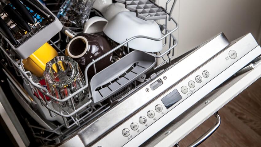 8 erreurs que l'ont fait tous et qui abîment le lave-vaisselle