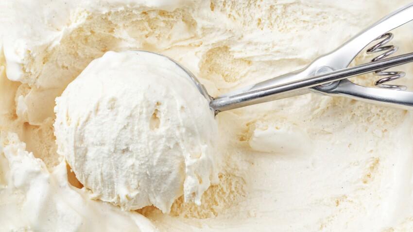 Qu'y a-t-il vraiment dans la glace à la vanille du supermarché ?