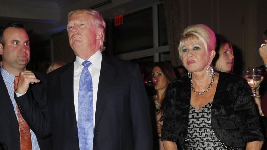 """Donald Trump : comment son ex-femme Ivana l'a """"humilié"""" au début de leur relation"""