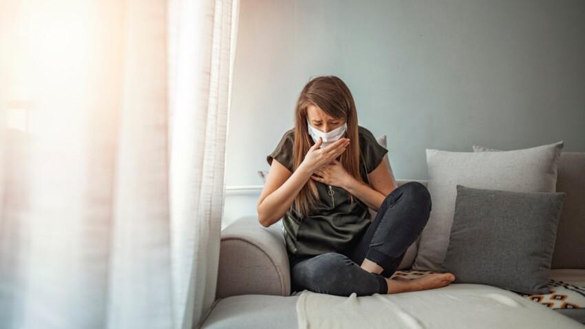 Covid-19 : une deuxième infection pourrait vous exposer à une forme plus sévère de la maladie