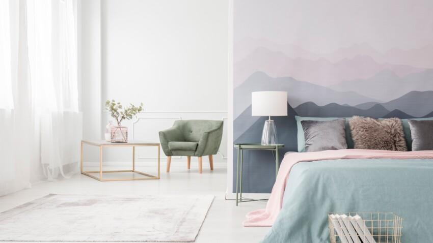 Notre sélection de papier peint design pour décorer votre intérieur