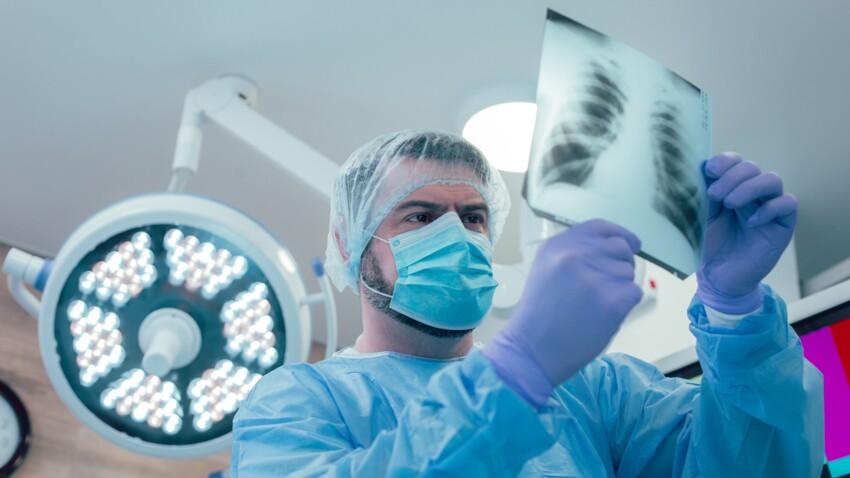 Covid-19 : l'avertissement des pneumologues aux patients guéris, même peu touchés