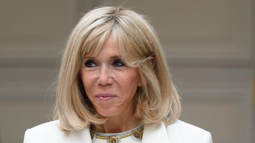 Brigitte Macron débarque par surprise sur le tournage d'une série