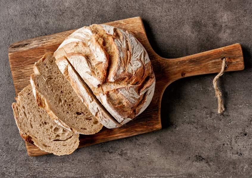 Le pain et les céréales