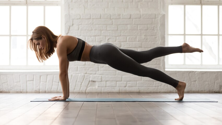 5 exercices efficaces pour raffermir et affiner ses cuisses