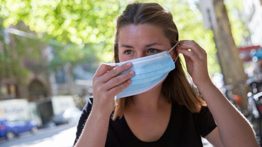 Masque obligatoire : 6 conseils pour mieux le supporter malgré la chaleur