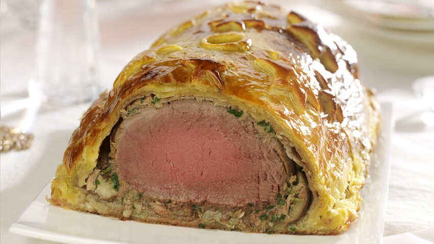 Filet de bœuf pour Noël : nos meilleures recettes de fêtes