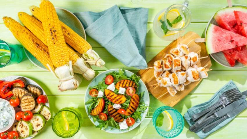 Nos meilleures idées recettes pour un buffet d'été réussi