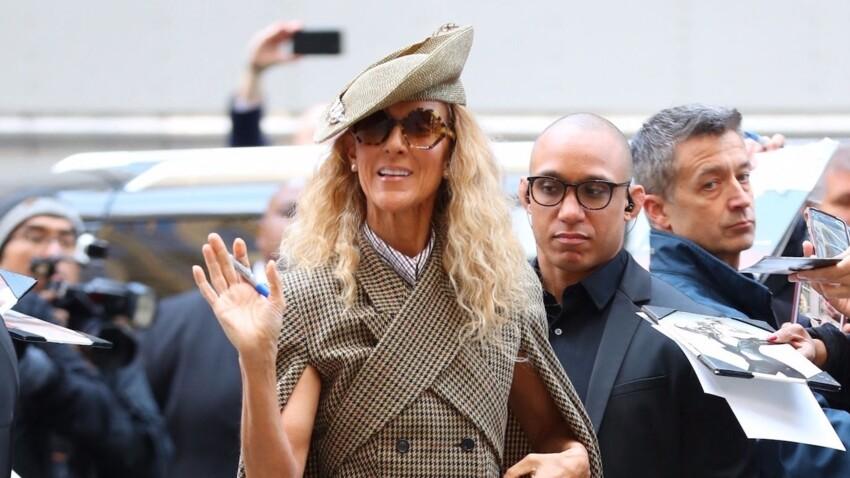 Céline Dion cheveux mi-longs, pose jeune aux côtés d'une grande star : la reconnaissez-vous ?