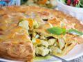 Nos meilleures recettes de tourtes au poulet