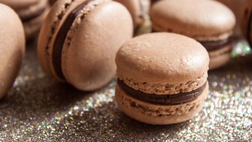 Nos recettes gourmandes de macarons au chocolat