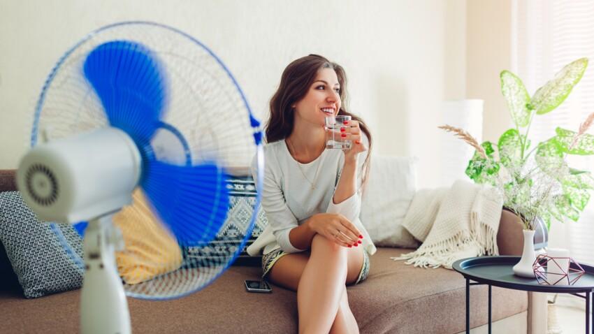 Covid-19 : quelles précautions prendre pour utiliser la climatisation et les ventilateurs ?