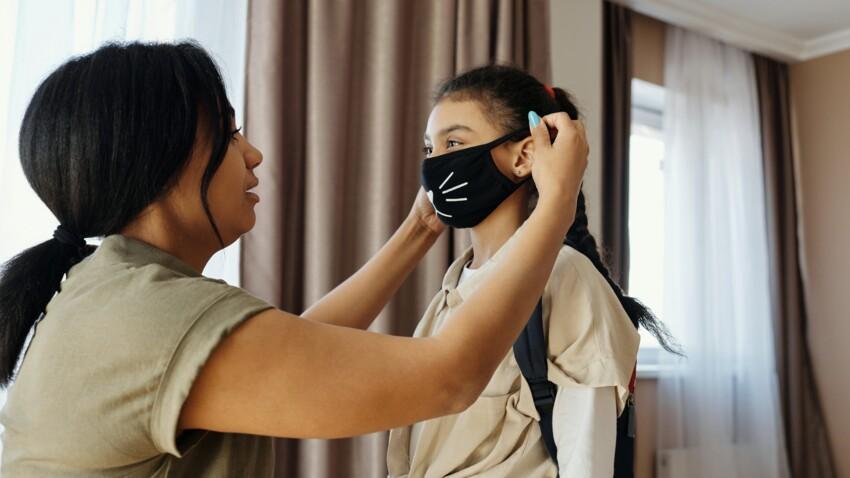 Covid-19 : où acheter des masques adaptés aux enfants ?