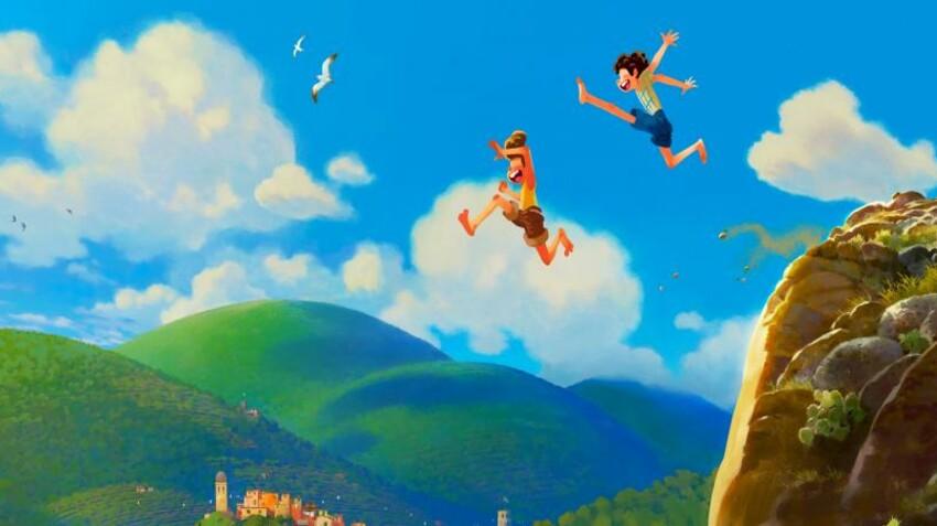 """""""Luca"""" : Disney-Pixar annonce la sortie d'un nouveau film d'animation"""