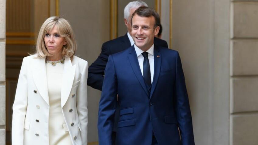 Emmanuel et Brigitte Macron : le coût de leur coiffeur-maquilleur dévoilé