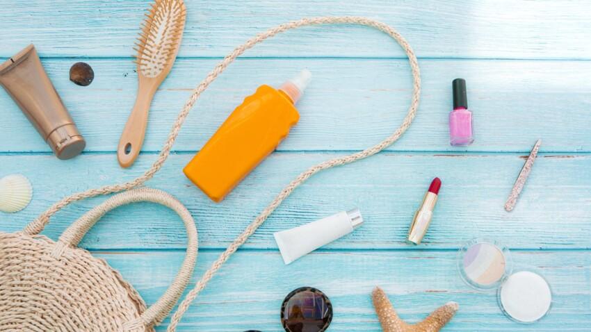 15 produits de beauté à moins de 20 euros à absolument prendre en vacances cet été