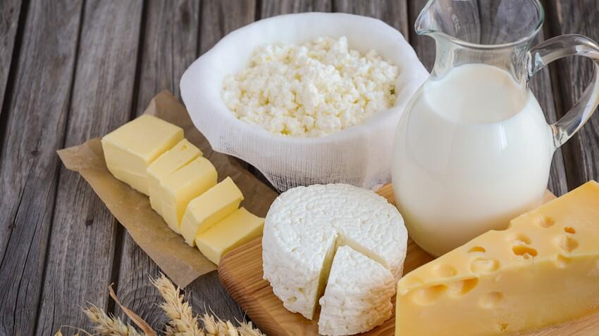 Lactose : la liste des aliments qui en contiennent