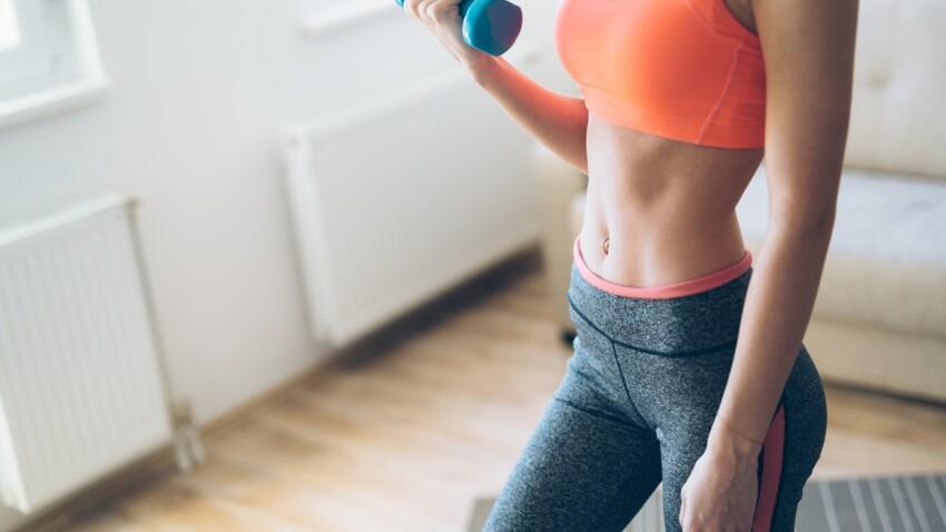 Nos exercices très efficaces pour muscler ses bras avec haltères ou sans matériel