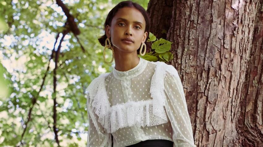 H&M signe la collaboration canon de la rentrée avec la créatrice Sandra Mansour