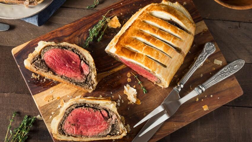 Filet de bœuf Wellington : nos astuces et recettes pour le réussir