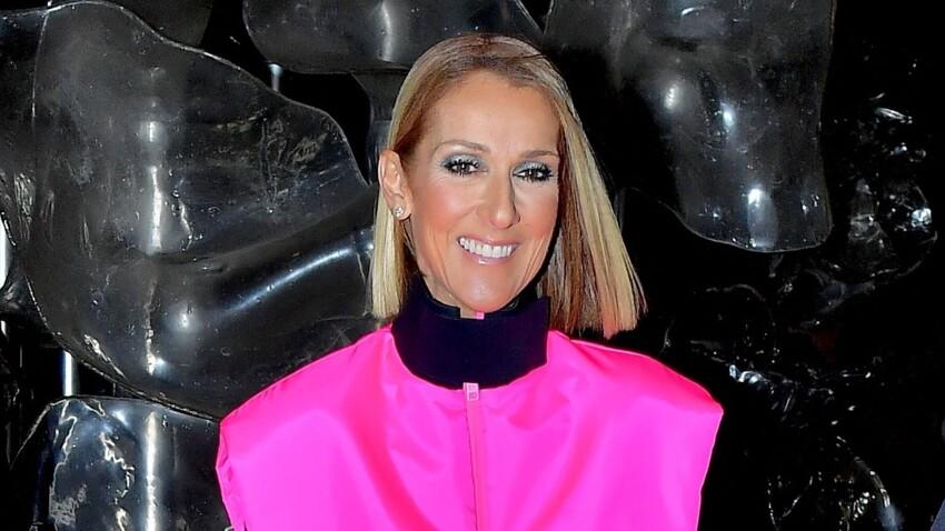 Céline Dion dévoile une ancienne vidéo avec les sourcils ultra-fins et make-up des années 90 (Vous la reconnaissez ?)