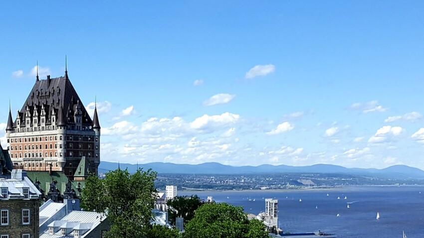 Voyage Au Canada : itinéraire au fil du Saint-Laurent de Québec à l'île de la Madeleine