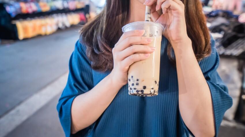 Bubble tea : pourquoi cette boisson tendance doit impérativement être consommée avec modération