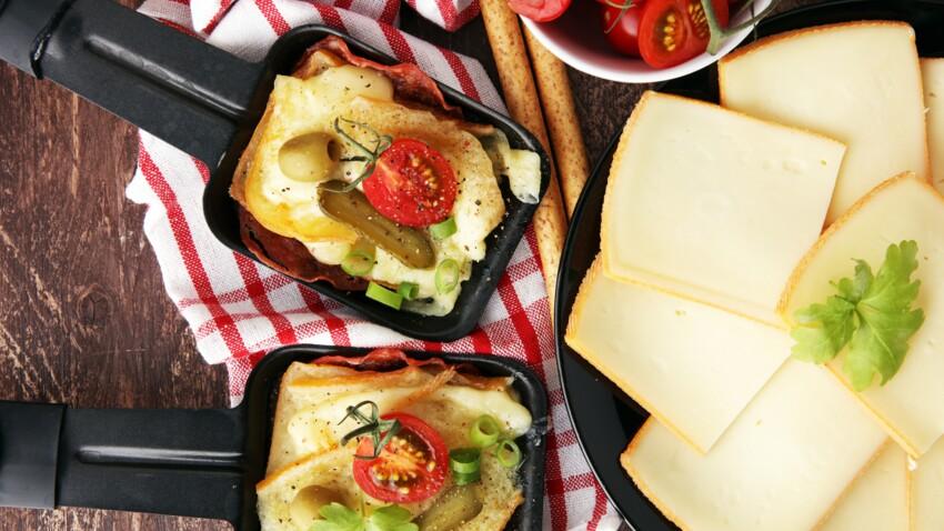 Raclette originale : nos idées de recette