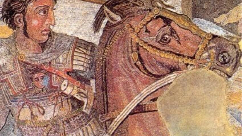 Qui est Bucéphale, le cheval d'Alexandre le Grand ?
