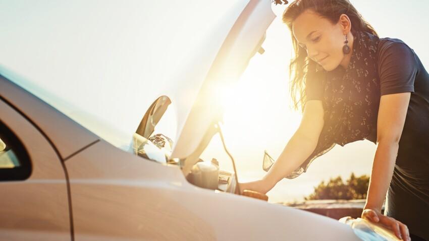 4 conseils pour préparer sa voiture à la canicule