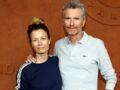 """Denis Brogniart pose avec sa femme Hortense pendant leurs vacances dans """"un coin de paradis"""""""