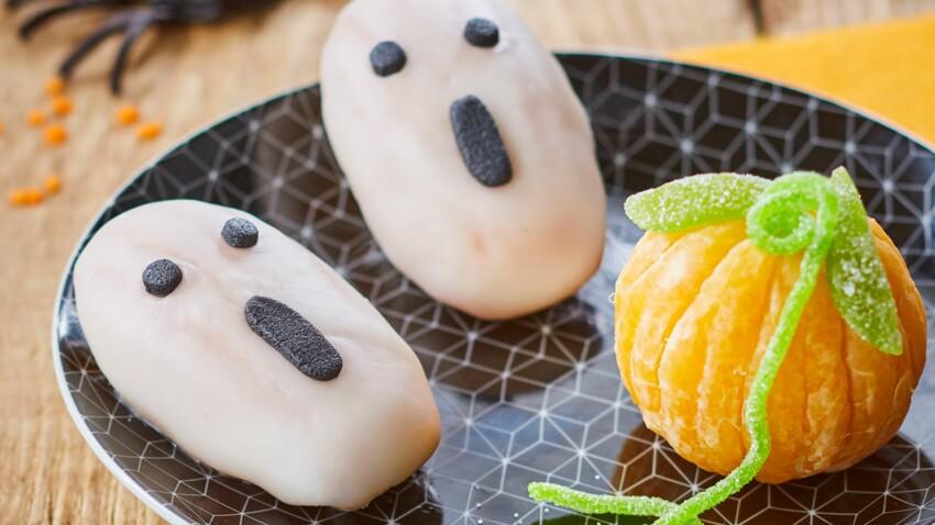 Fantômes d'Halloween