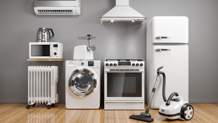 Machine à laver, sèche-linge, fer à repasser : comment entretenir son électroménager ?