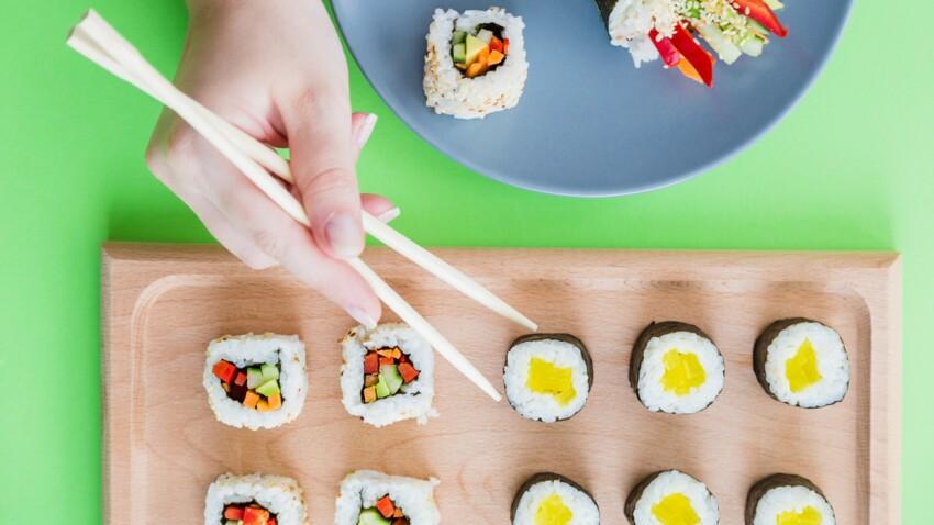 Pourquoi vous devriez consommer des sushis plutôt que des makis