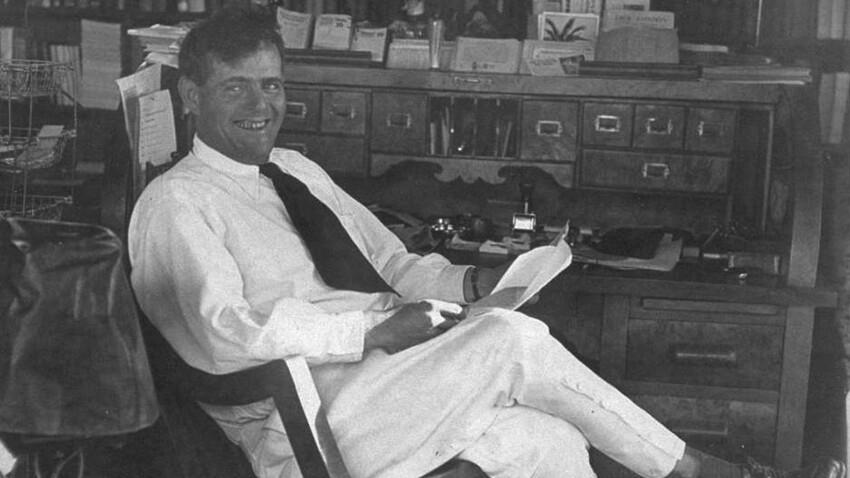Jack London, portrait d'une vie d'aventures